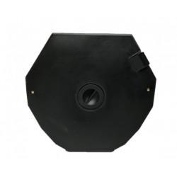 zbiornik 200 litrów beczka biała ZWB