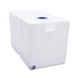125 litrów płaski mała pokrywka 110x46x29